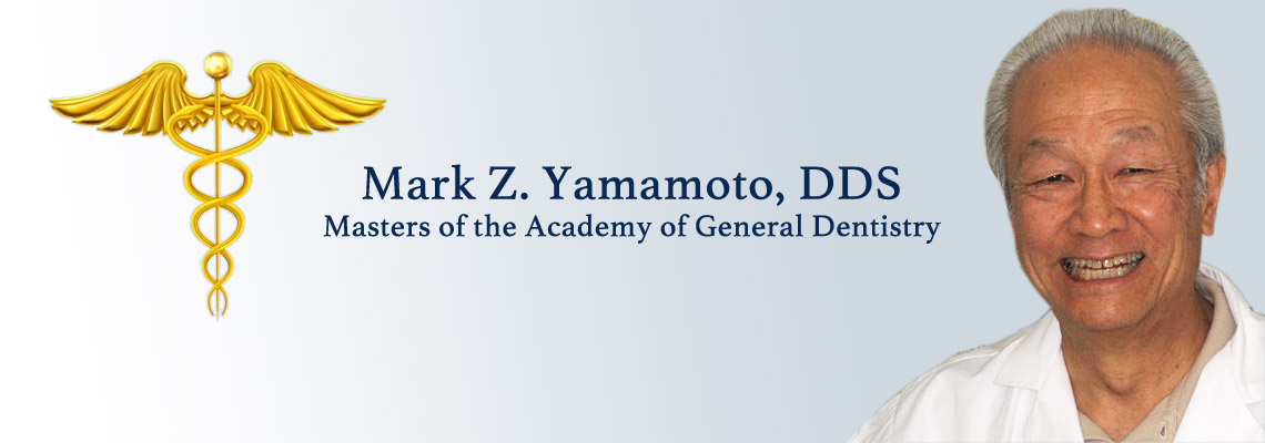 Mark Z. Yamamoto - TMJ Dentist Huntington Beach, Orange County, California